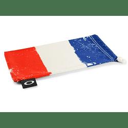 Estuche de microfibra Oakley France Flag