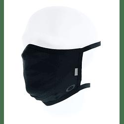 Mascarilla/Máscara de protección Oakley  Fitted Light Blackout L/XL