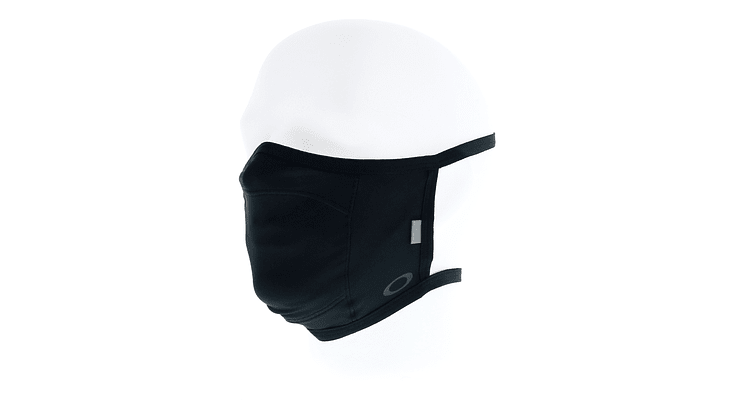 Mascarilla/Máscara de protección Oakley  Fitted Light Blackout S/M - Image 1