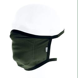 Mascarilla/Máscara de protección Oakley  Fitted Light New Dark Brush S/M