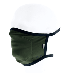 Mascarilla/Máscara de protección Oakley  Fitted Light New Dark Brush XS/S