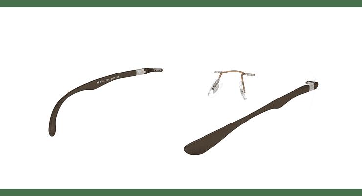 Ray-Ban RX8724 Sin Aumento Óptico - Image 7