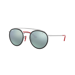 Ray-Ban Round Double Bridge RB3647M F03130 51