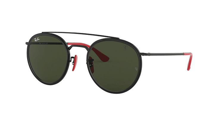 Ray-Ban Round Double Bridge - Image 1