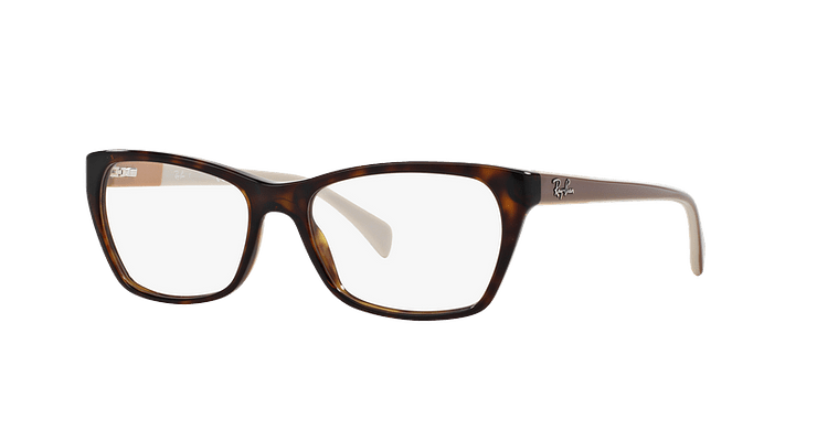 Ray-Ban Cat-eye RX5298 Sin Aumento Óptico - Image 1