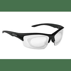 Salice 838 Black CRX Clear CAT 0-2