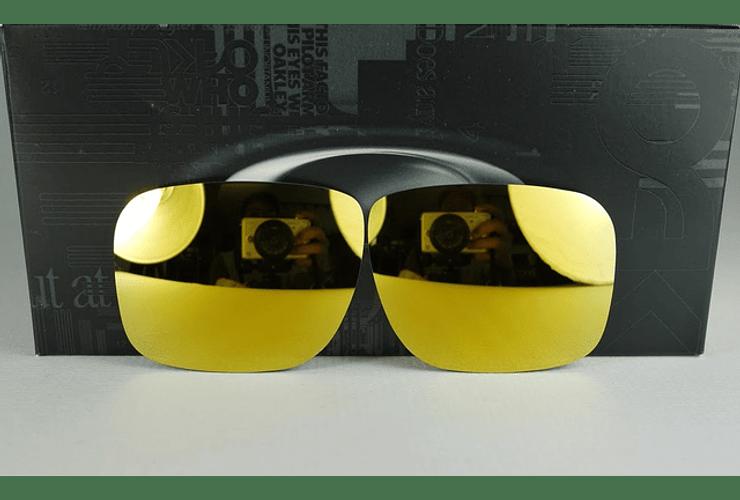 Lente de repuesto/reemplazo Oakley Holbrook color Fire Iridium cod. 43-350 - Image 5