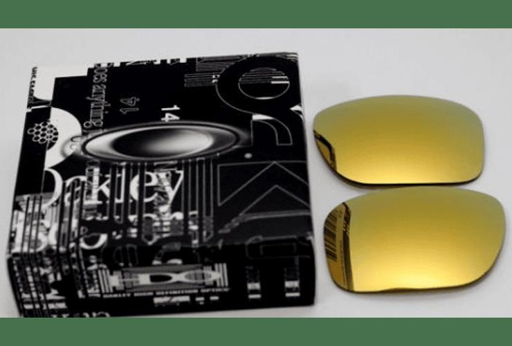 Lente de repuesto/reemplazo Oakley Holbrook color Fire Iridium cod. 43-350 - Image 4