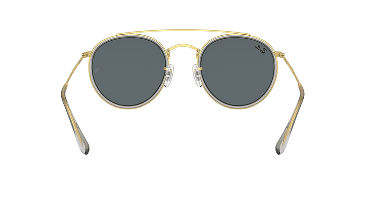 Ray-Ban Round Double Bridge RB3647N RB3647N 9210R5 51 - Image 6