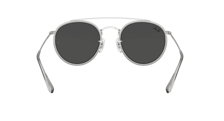 Ray-Ban Round Double Bridge RB3647N RB3647N 9211B1 51 - Image 6
