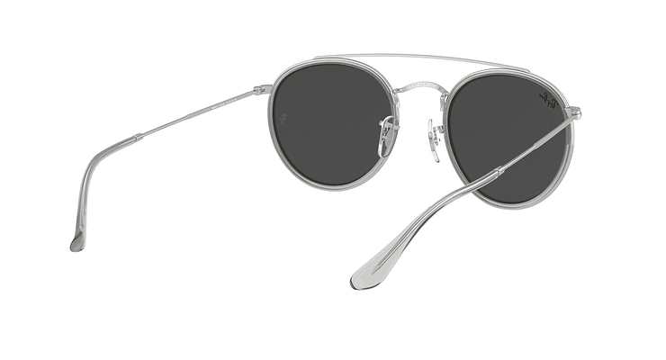 Ray-Ban Round Double Bridge RB3647N RB3647N 9211B1 51 - Image 7