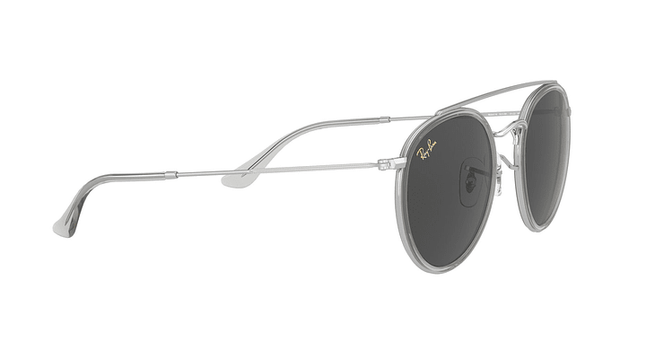 Ray-Ban Round Double Bridge RB3647N RB3647N 9211B1 51 - Image 10