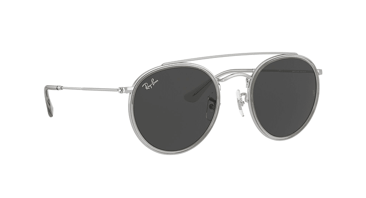 Ray-Ban Round Double Bridge RB3647N RB3647N 9211B1 51 - Image 11
