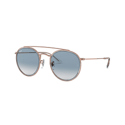 Ray-Ban Round Double Bridge RB3647N RB3647N 90683F 51