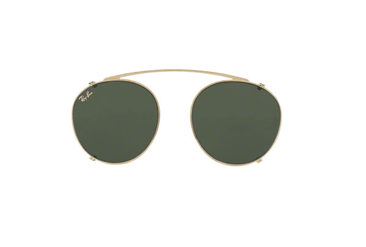 Clip On RX2180C Verde Oscuro 47mm