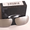 Lente de repuesto/reemplazo Oakley Holbrook color Chrome iridium cod. 43-345 - Image 2