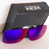 Lente de repuesto/reemplazo Oakley Holbrook color Positive Red iridium - Image 3