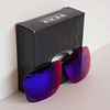 Lente de repuesto/reemplazo Oakley Holbrook color Positive Red iridium - Image 4