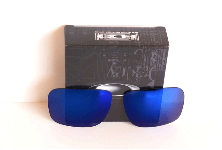 Lente de repuesto/reemplazo Oakley Holbrook color Ice iridium cod. 41-836 - Image 3