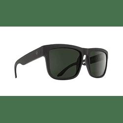 SPY Discord Negro Opaco lente Verde Oscuro cod. s.648478757097