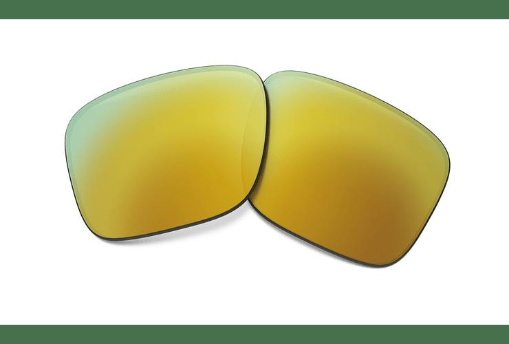 Lente de repuesto/reemplazo Oakley Holbrook color 24k GOLD cod. 43-350 - Image 1