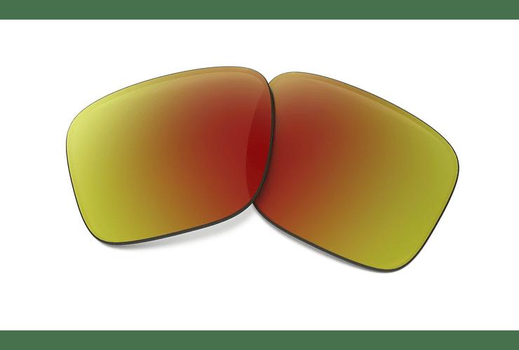 Lente de repuesto/reemplazo Oakley Holbrook color Ruby iridium PRIZM cod. 43-347 - Image 1