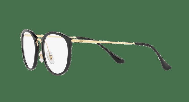 Ray-Ban Round RX7140 Sin Aumento Óptico - Image 2