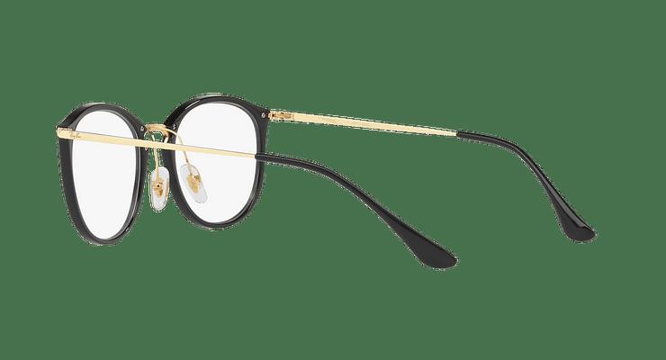 Ray-Ban Round RX7140 Sin Aumento Óptico - Image 4