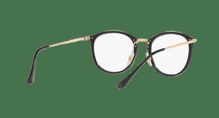 Ray-Ban Round RX7140 Sin Aumento Óptico - Image 7