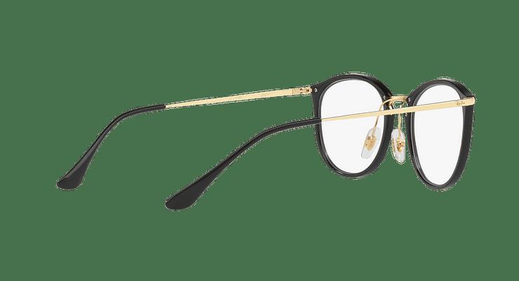 Ray-Ban Round RX7140 Sin Aumento Óptico - Image 8