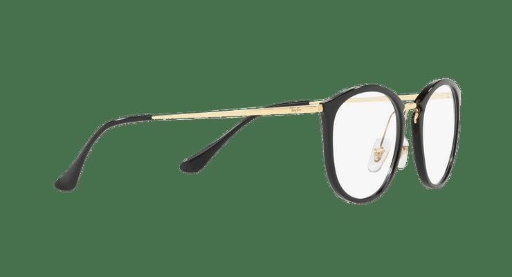 Ray-Ban Round RX7140 Sin Aumento Óptico - Image 10