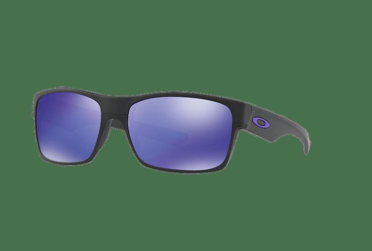 Oakley Twoface Matte Black lente Violet Iridium cod. OO9189-0860 - Image 1