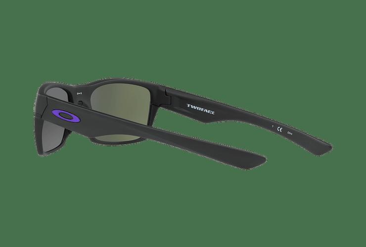 Oakley Twoface Matte Black lente Violet Iridium cod. OO9189-0860 - Image 4