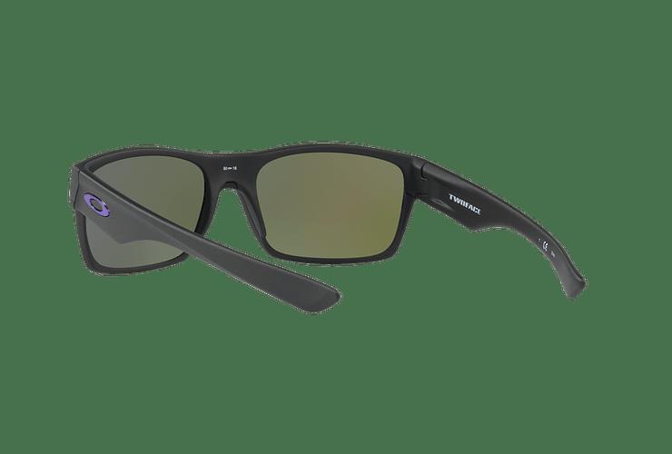Oakley Twoface Matte Black lente Violet Iridium cod. OO9189-0860 - Image 5