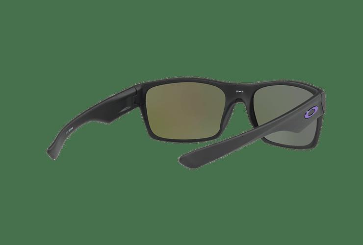Oakley Twoface Matte Black lente Violet Iridium cod. OO9189-0860 - Image 7