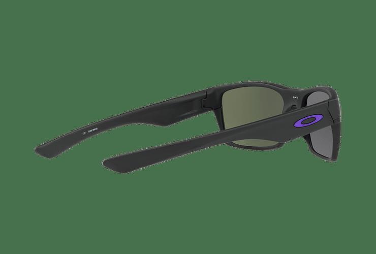 Oakley Twoface Matte Black lente Violet Iridium cod. OO9189-0860 - Image 8