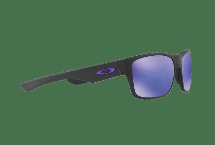 Oakley Twoface Matte Black lente Violet Iridium cod. OO9189-0860 - Image 10