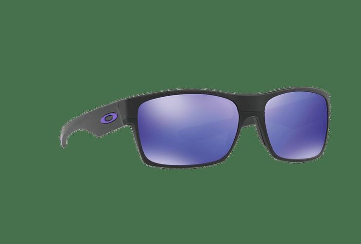 Oakley Twoface Matte Black lente Violet Iridium cod. OO9189-0860 - Image 11