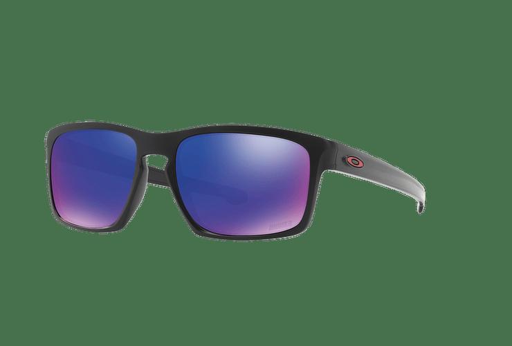 Oakley Sliver Matte Black lente Positive Red Iridium cod. OO9262-2057 - Image 1