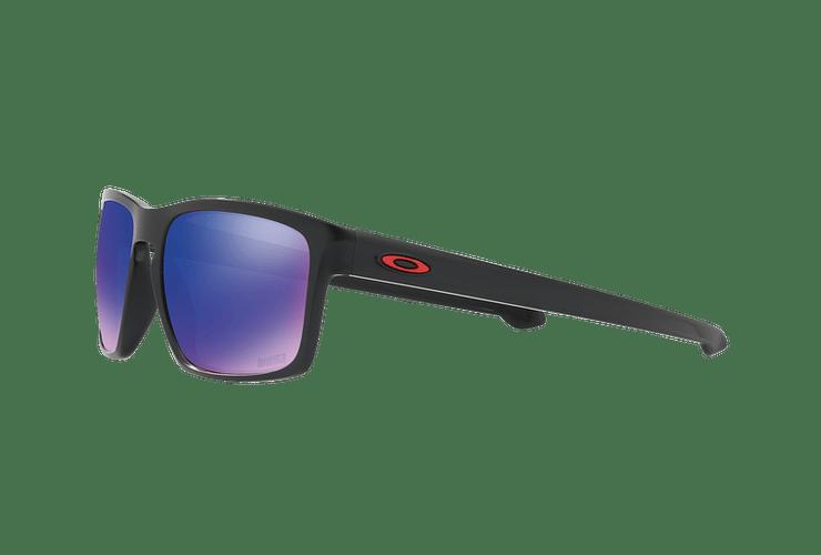 Oakley Sliver Matte Black lente Positive Red Iridium cod. OO9262-2057 - Image 2