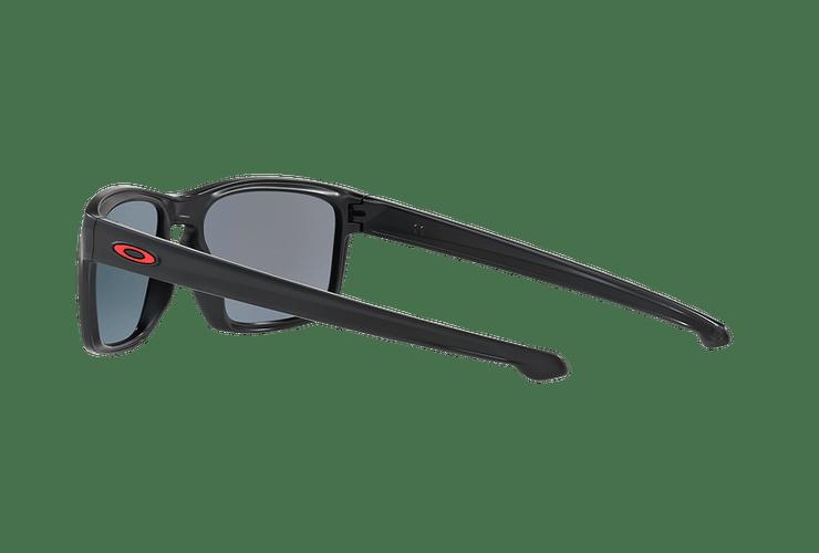 Oakley Sliver Matte Black lente Positive Red Iridium cod. OO9262-2057 - Image 4