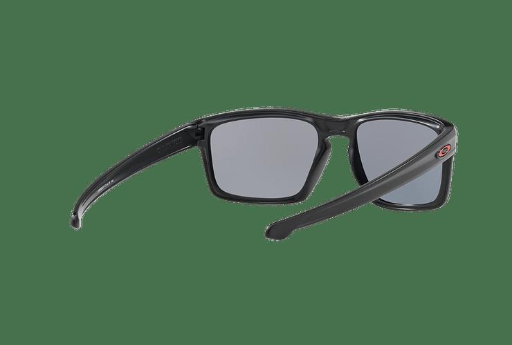 Oakley Sliver Matte Black lente Positive Red Iridium cod. OO9262-2057 - Image 7