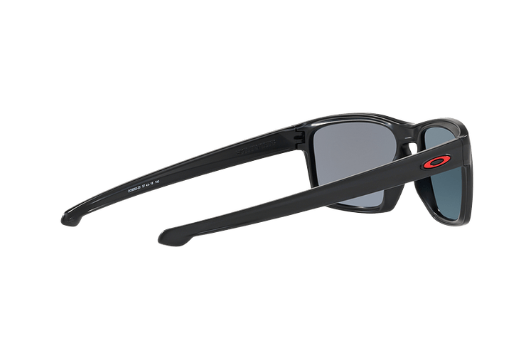 Oakley Sliver Matte Black lente Positive Red Iridium cod. OO9262-2057 - Image 8