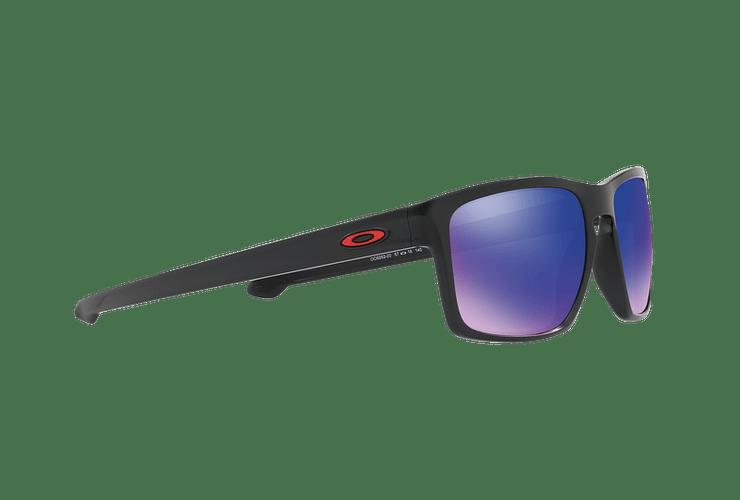 Oakley Sliver Matte Black lente Positive Red Iridium cod. OO9262-2057 - Image 10