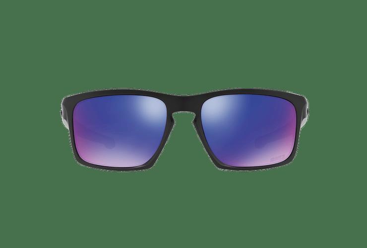 Oakley Sliver Matte Black lente Positive Red Iridium cod. OO9262-2057 - Image 12