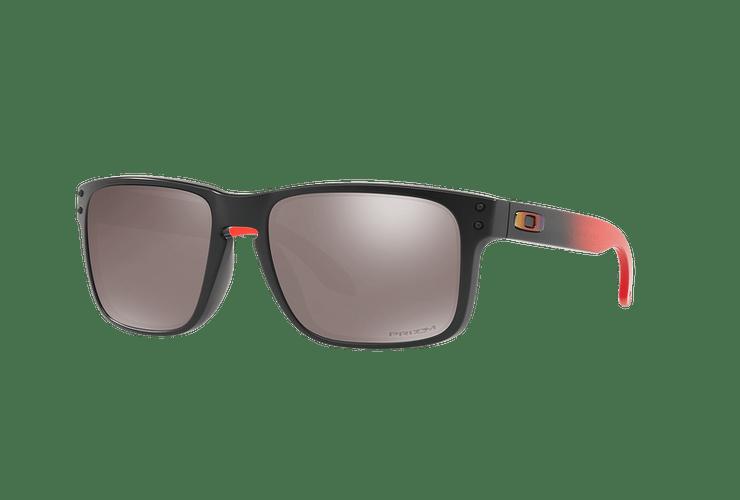 Oakley Holbrook Ruby Fade lente Black Prizm y Polarized cod. OO9102-D355 - Image 1