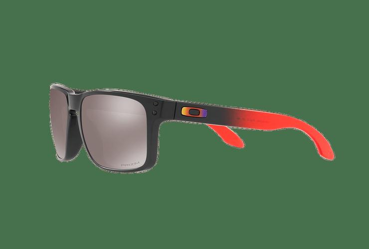 Oakley Holbrook Ruby Fade lente Black Prizm y Polarized cod. OO9102-D355 - Image 2