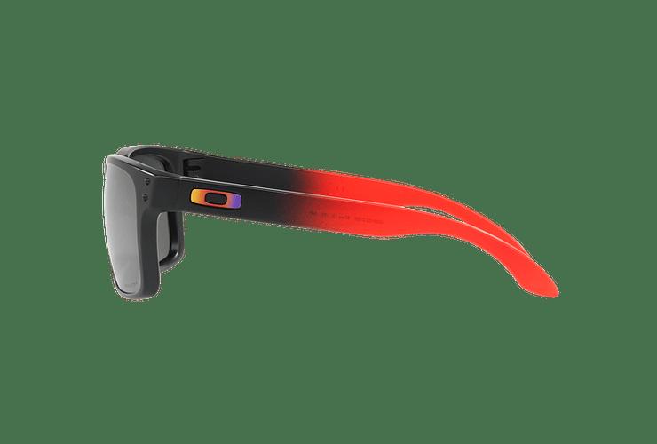 Oakley Holbrook Ruby Fade lente Black Prizm y Polarized cod. OO9102-D355 - Image 3