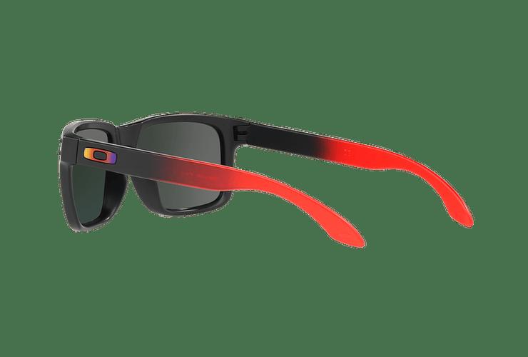 Oakley Holbrook Ruby Fade lente Black Prizm y Polarized cod. OO9102-D355 - Image 4