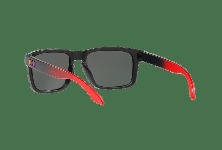 Oakley Holbrook Ruby Fade lente Black Prizm y Polarized cod. OO9102-D355 - Image 5